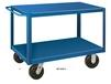 STOCK CARTS - HET SERIES CARTS WITH SEMI-STEEL CASTERS